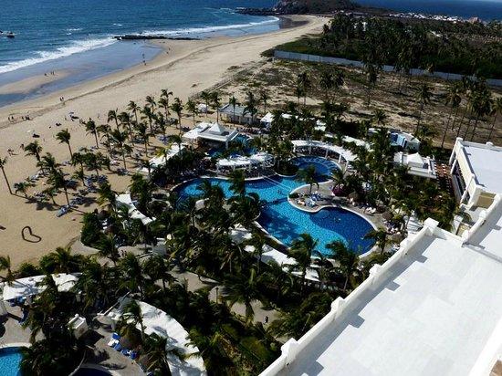 Hotel Riu Emerald Bay:                   View - 10th floor