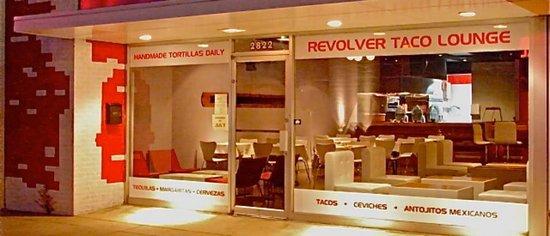 Revolver Taco Lounge