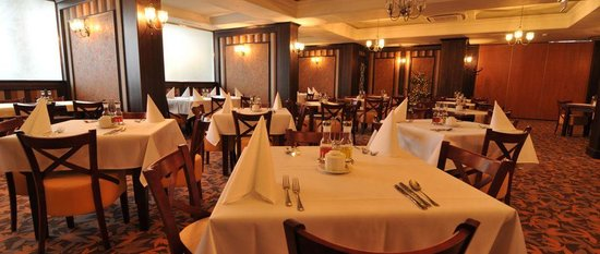 Restauracja Hotelu Krysztal: Restauracja