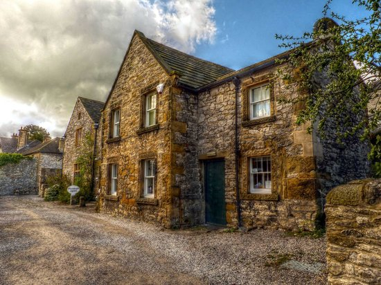 Bakewell Old House Museum: Magical Old House