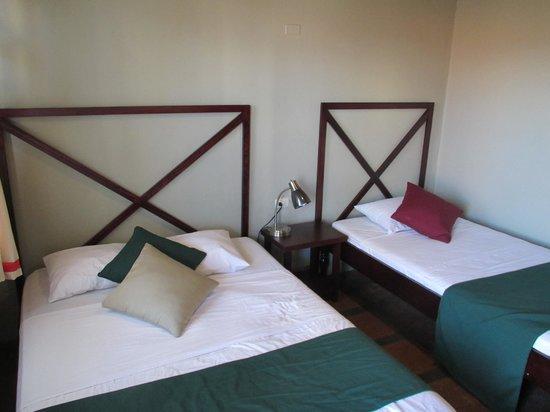 Hotel Liberia:                   Doppelzimmer