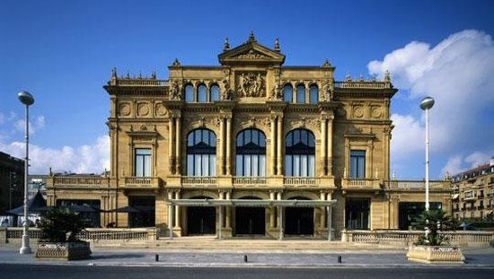 Victoria Eugenia Theatre Photo