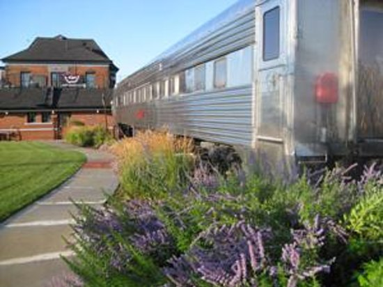 Kankakee Railroad Museum-billede
