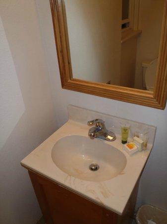 دايز إن ماوي أوشن فرونت:                   bathroom sink                 