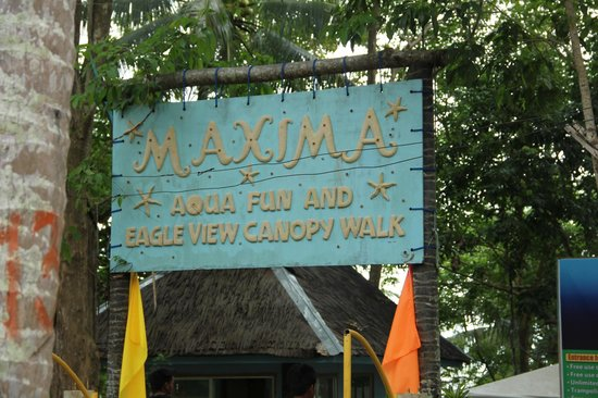 Maxima Aquafun:                   fun