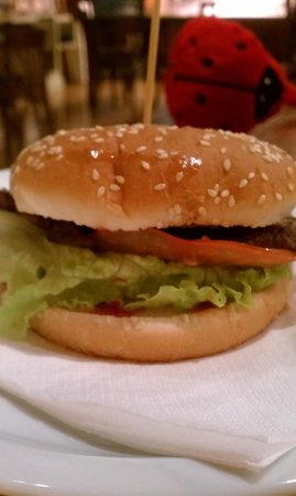 Publito:                   Classic Hamburger