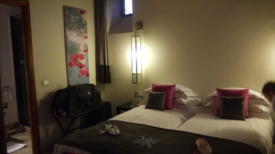 Palais Amani:                   double room