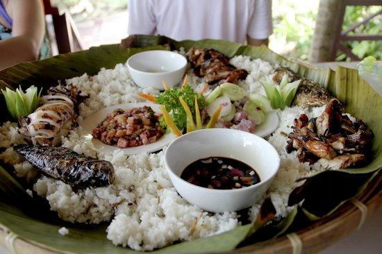 Food Picture Of Maxima Aquafun Samal Island TripAdvisor - Maxima cuisine