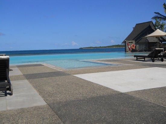 InterContinental Fiji Golf Resort & Spa:                   Infinity Pool