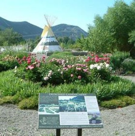 Sawtooth Botanical Garden Foto