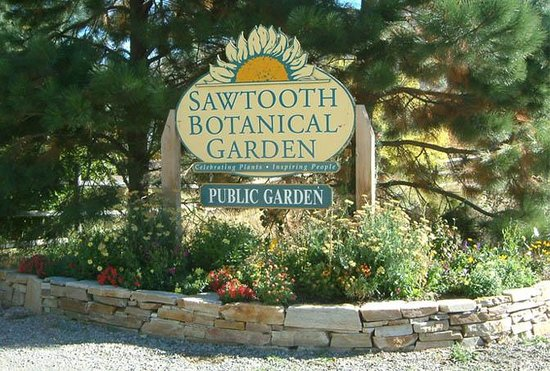 Sawtooth Botanical Garden Photo