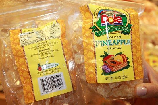 Dole Plantation:                   Product of Thailand?