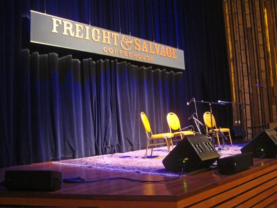 ‪Freight and Salvage Coffee House‬