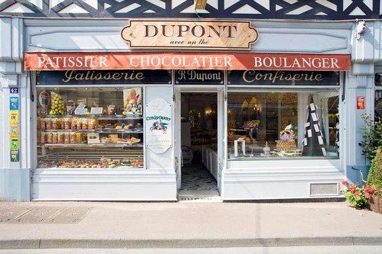 Dupont avec un the