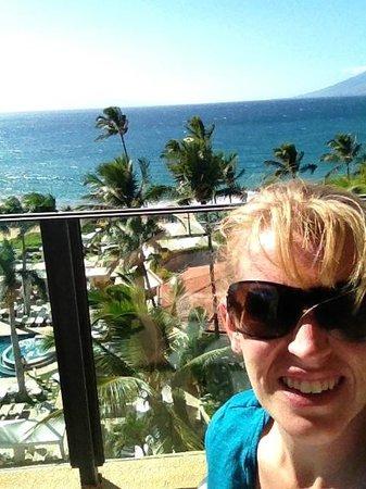 Four Seasons Resort Maui at Wailea:                   Beautiful Day