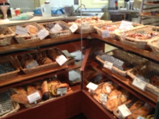 Le Croquembouche:                   best pastries downtown!!