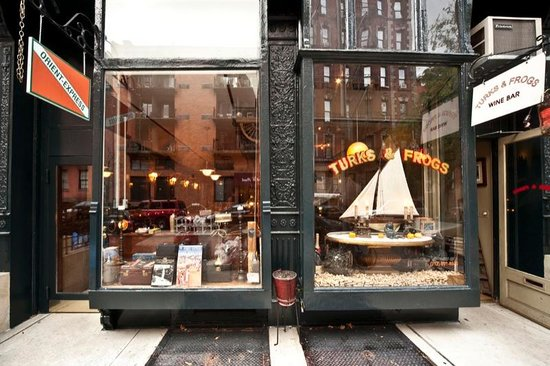 Photo of Restaurant Orient-Express at 325 West 11th Street, New York, NY 10014, United States