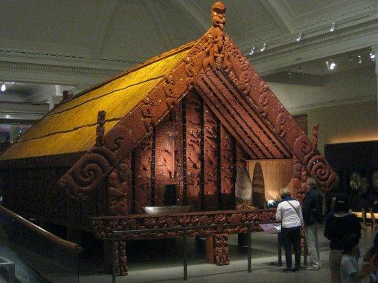 Μουσείο του Όκλαντ:                   museum