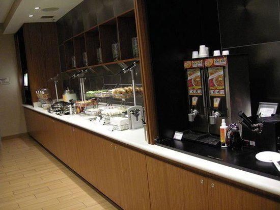 SpringHill Suites Philadelphia Valley Forge/King of Prussia:                   Lots of breakfast options