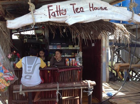Scuba Jeff Guest House:                   Scuba Jeff's Fatty Tea House