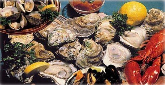 Foto de Carr's Shellfish & Wharfside Market
