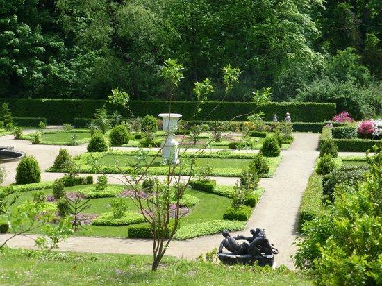 potsdam gardens