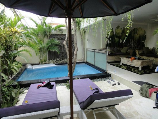 Bermimpi Bali Villas:                   Lots of fun and frivolity here!