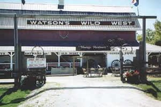 Watson's Wild West Dinner Theater and Western Museum-billede