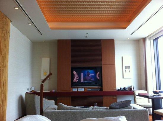 โรงแรมเดอะเพนนินซูล่า โตเกียว:                   デラックスパークビュー