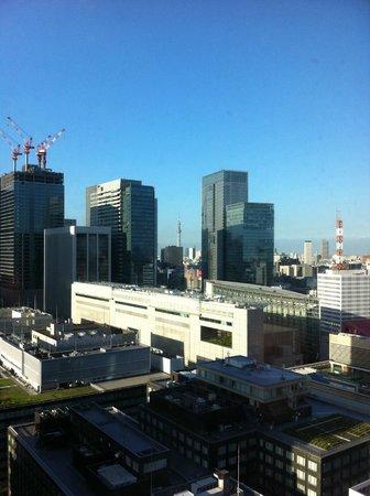 The Peninsula Tokyo:                   デラックスパークビュー