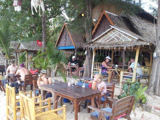Line Thai:                   Restaurang