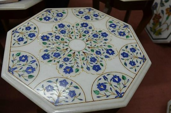 Magnificent Inlaid Table Top Picture Of Marble Cottage Agra Tripadvisor Download Free Architecture Designs Scobabritishbridgeorg