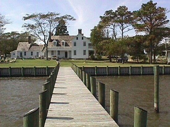 Mansion House: View from the Pier