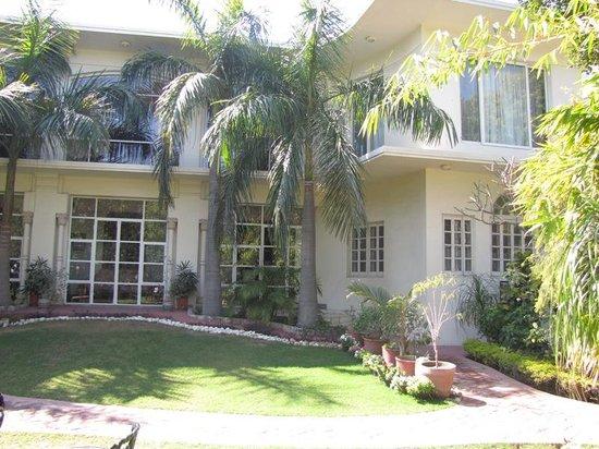 Garden view Barwara Kothi