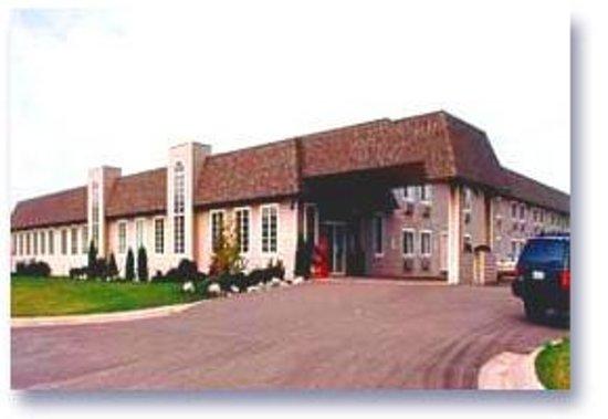 Les Cheneaux Motel Cedarville Mi