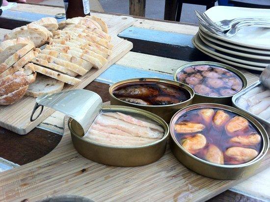 Pablo Pablo Latin Eatery: Cuca range