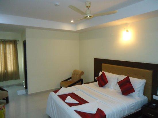 Hotel Udayee International :                   room1