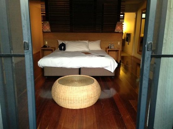 Kimberley Sands Resort & Spa:                   Lovely Room, Great bifold doors to your balcony.