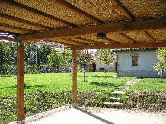 Raina Winery and Vineyard: Il Gazebo