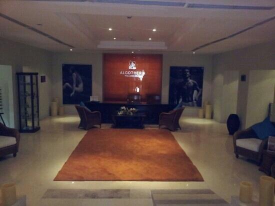 Steigenberger Al Dau Beach Hotel:                                     wunderschöner spabereich