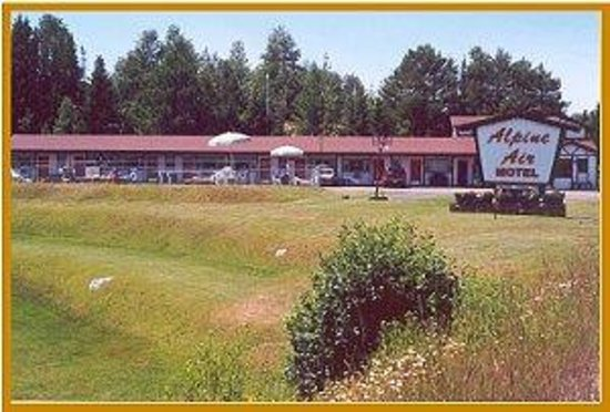 Alpine Air Motel-billede
