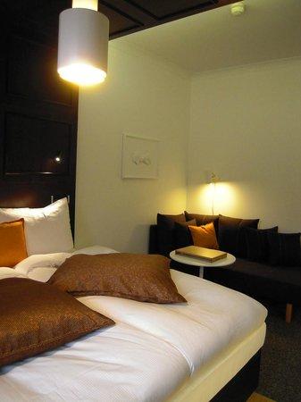 راديسون بلو بلازا هوتل هلسنكي:                   Room on 6th floor                 