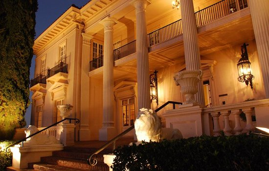 Grand Island Mansion Bild