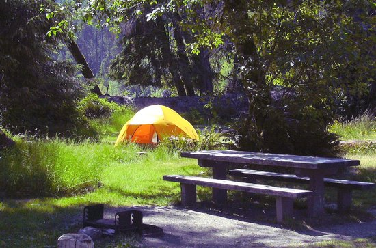 Mora Campground Photo