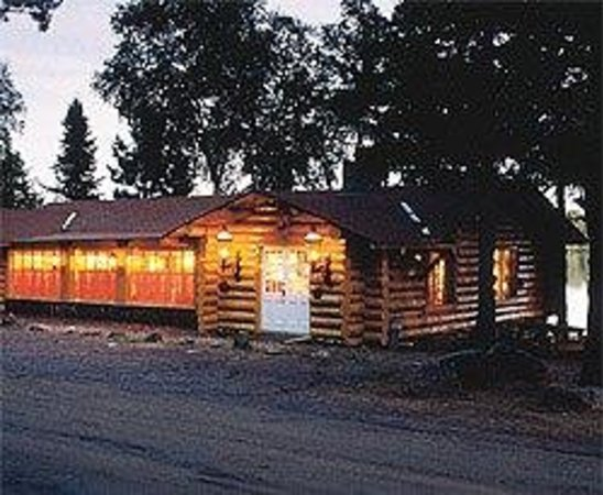 Rockwood Lodge and Outfitters : Main Lodge
