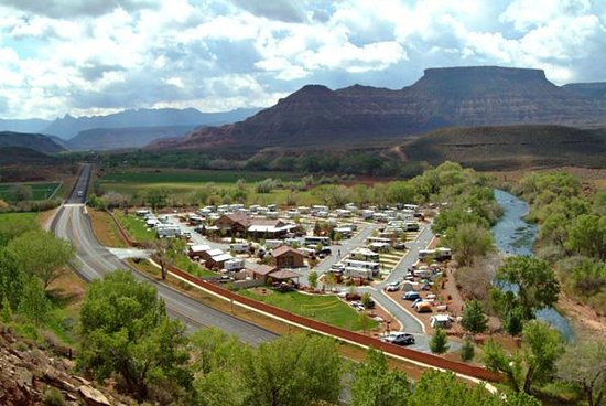 Zion River Resort Virgin Utah Campground Reviews