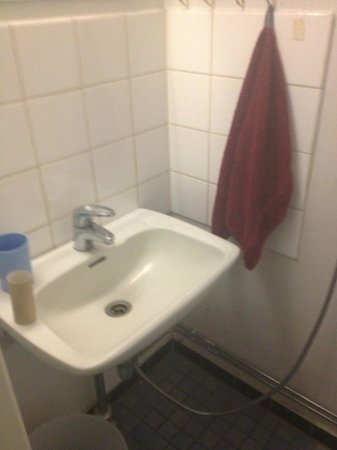 Hostel Inari City:                   Bagno