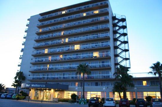 Hotel Thb Sur Mallorca : Welcome area - entrance