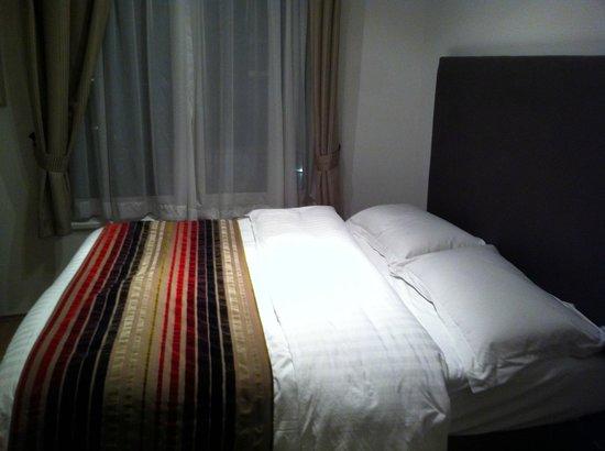 Fraser Residence Budapest:                   on y dors ... bien.