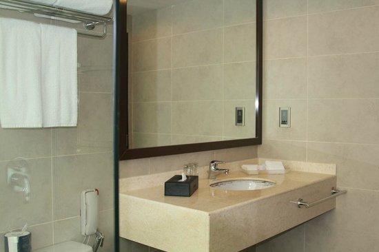 Furama Bukit Bintang:                   Ванная комната